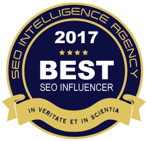 SEO SIA Influencer Badge