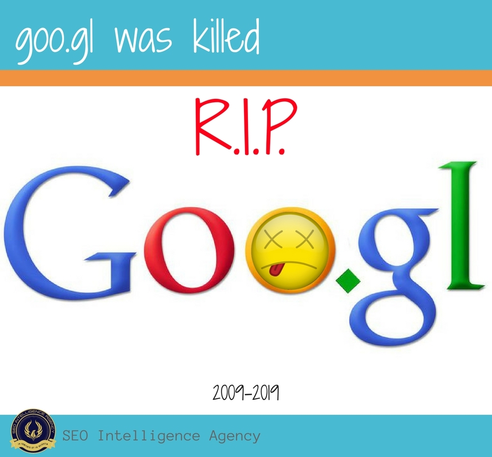 goo.gl URL Shortener is Being Killed Off – 2 Alternatives You Should Know